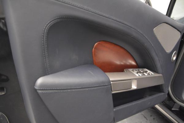 Used 2016 Aston Martin Rapide S Sedan for sale $123,900 at Bugatti of Greenwich in Greenwich CT 06830 14