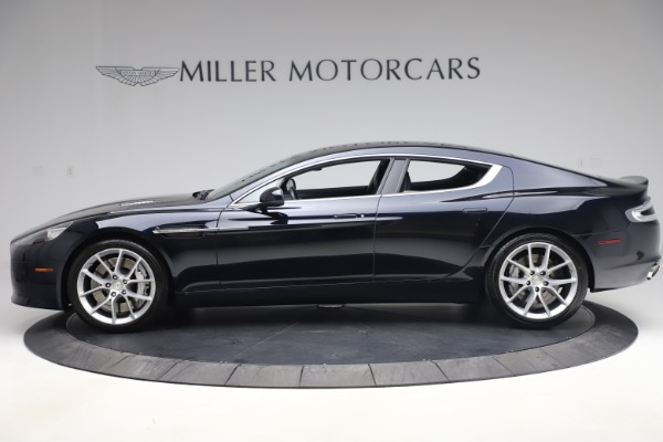 New 2016 Aston Martin Rapide S Base for sale Sold at Bugatti of Greenwich in Greenwich CT 06830 2