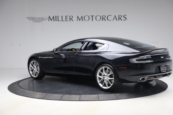 New 2016 Aston Martin Rapide S Base for sale Sold at Bugatti of Greenwich in Greenwich CT 06830 3