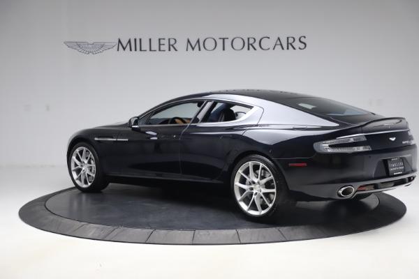 Used 2016 Aston Martin Rapide S Sedan for sale $123,900 at Bugatti of Greenwich in Greenwich CT 06830 3