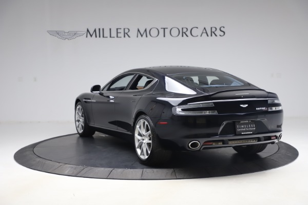 New 2016 Aston Martin Rapide S Base for sale Sold at Bugatti of Greenwich in Greenwich CT 06830 4