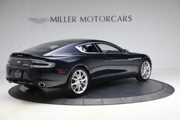 New 2016 Aston Martin Rapide S Base for sale Sold at Bugatti of Greenwich in Greenwich CT 06830 7