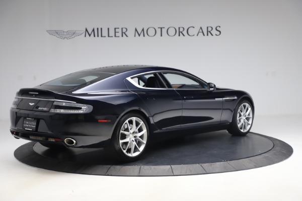 Used 2016 Aston Martin Rapide S Sedan for sale $123,900 at Bugatti of Greenwich in Greenwich CT 06830 7