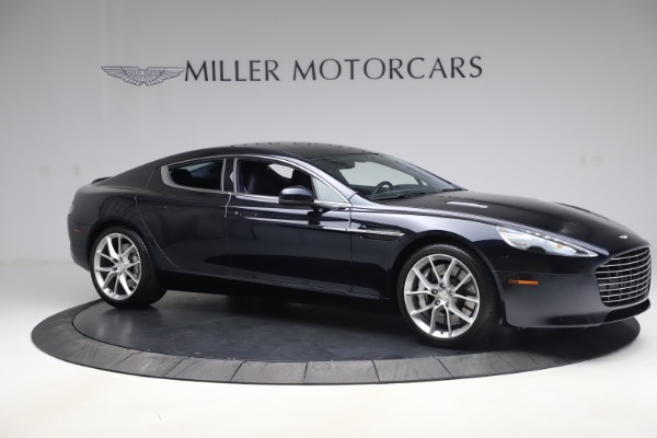 New 2016 Aston Martin Rapide S Base for sale Sold at Bugatti of Greenwich in Greenwich CT 06830 8