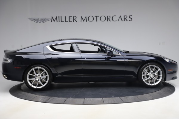 New 2016 Aston Martin Rapide S Base for sale Sold at Bugatti of Greenwich in Greenwich CT 06830 9