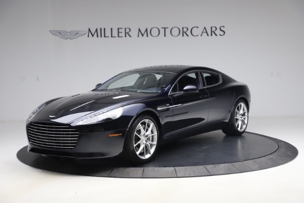 New 2016 Aston Martin Rapide S Base for sale Sold at Bugatti of Greenwich in Greenwich CT 06830 1