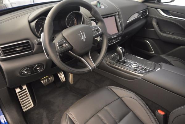 Used 2017 Maserati Levante for sale Sold at Bugatti of Greenwich in Greenwich CT 06830 13