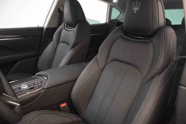 Used 2017 Maserati Levante for sale Sold at Bugatti of Greenwich in Greenwich CT 06830 15