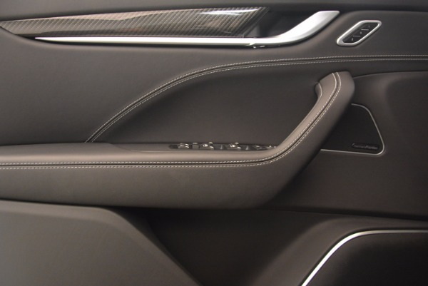 Used 2017 Maserati Levante for sale Sold at Bugatti of Greenwich in Greenwich CT 06830 16