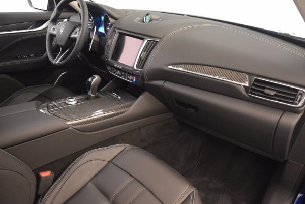 Used 2017 Maserati Levante for sale Sold at Bugatti of Greenwich in Greenwich CT 06830 21