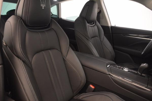 Used 2017 Maserati Levante for sale Sold at Bugatti of Greenwich in Greenwich CT 06830 23