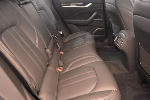 Used 2017 Maserati Levante for sale Sold at Bugatti of Greenwich in Greenwich CT 06830 25