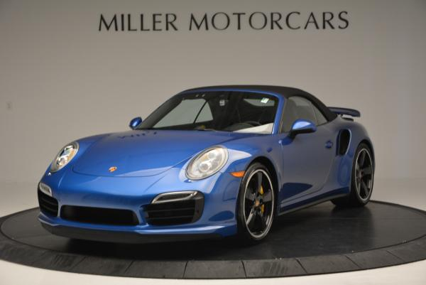 Used 2014 Porsche 911 Turbo S for sale Sold at Bugatti of Greenwich in Greenwich CT 06830 13