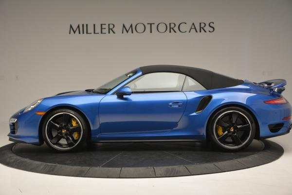 Used 2014 Porsche 911 Turbo S for sale Sold at Bugatti of Greenwich in Greenwich CT 06830 14