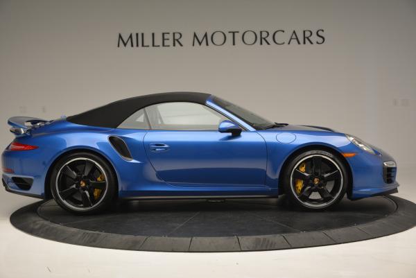 Used 2014 Porsche 911 Turbo S for sale Sold at Bugatti of Greenwich in Greenwich CT 06830 15