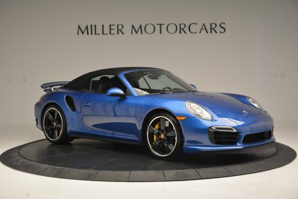 Used 2014 Porsche 911 Turbo S for sale Sold at Bugatti of Greenwich in Greenwich CT 06830 16
