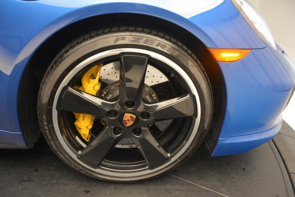 Used 2014 Porsche 911 Turbo S for sale Sold at Bugatti of Greenwich in Greenwich CT 06830 27