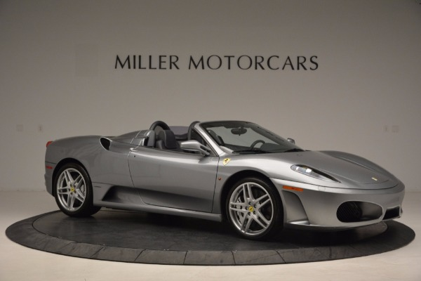 Used 2007 Ferrari F430 Spider for sale Sold at Bugatti of Greenwich in Greenwich CT 06830 10