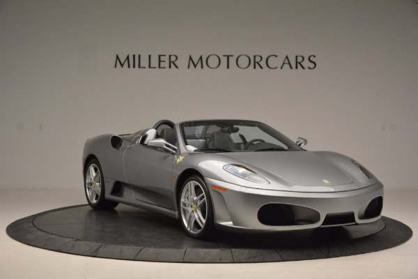 Used 2007 Ferrari F430 Spider for sale Sold at Bugatti of Greenwich in Greenwich CT 06830 11