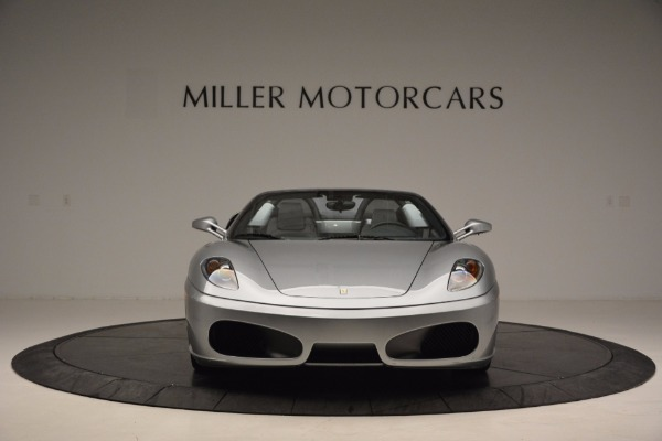 Used 2007 Ferrari F430 Spider for sale Sold at Bugatti of Greenwich in Greenwich CT 06830 12