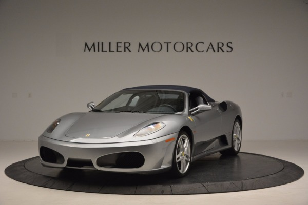 Used 2007 Ferrari F430 Spider for sale Sold at Bugatti of Greenwich in Greenwich CT 06830 13