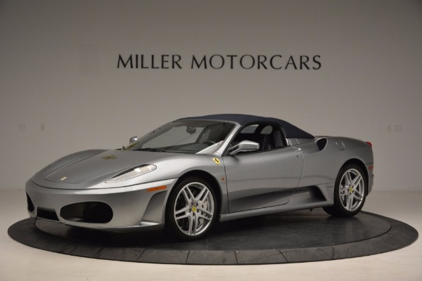 Used 2007 Ferrari F430 Spider for sale Sold at Bugatti of Greenwich in Greenwich CT 06830 14