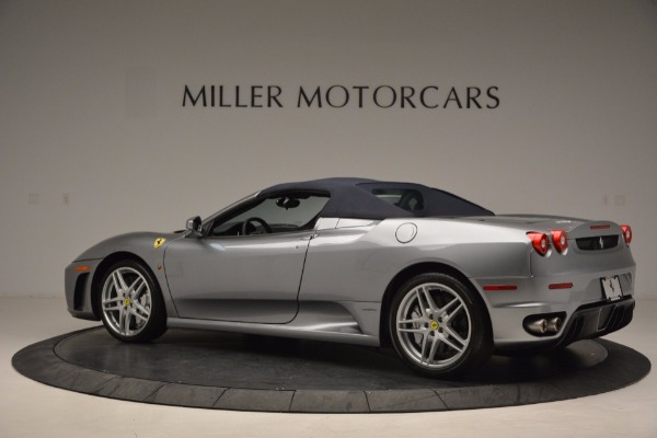 Used 2007 Ferrari F430 Spider for sale Sold at Bugatti of Greenwich in Greenwich CT 06830 16