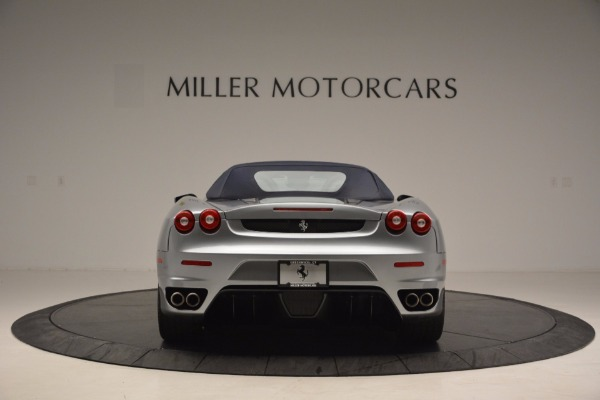 Used 2007 Ferrari F430 Spider for sale Sold at Bugatti of Greenwich in Greenwich CT 06830 18