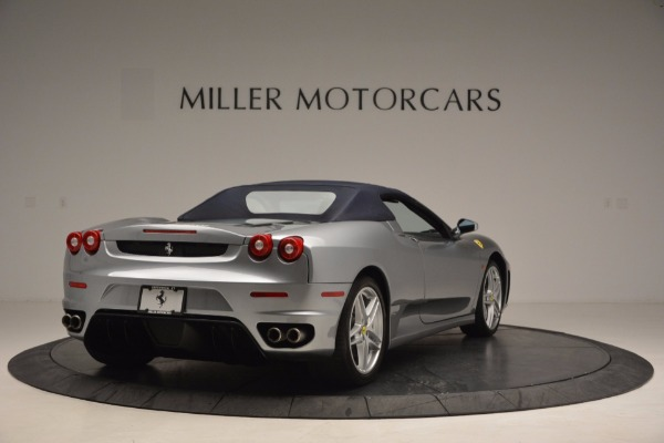 Used 2007 Ferrari F430 Spider for sale Sold at Bugatti of Greenwich in Greenwich CT 06830 19
