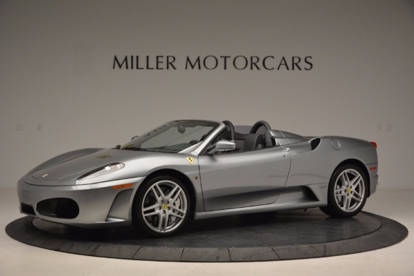 Used 2007 Ferrari F430 Spider for sale Sold at Bugatti of Greenwich in Greenwich CT 06830 2