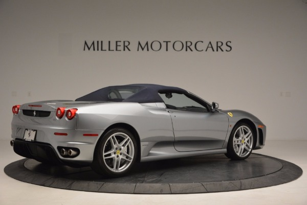 Used 2007 Ferrari F430 Spider for sale Sold at Bugatti of Greenwich in Greenwich CT 06830 20