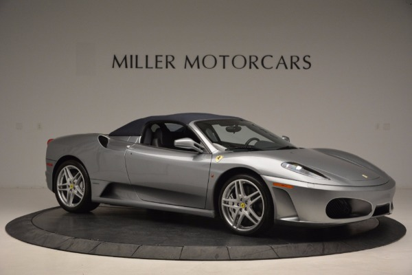 Used 2007 Ferrari F430 Spider for sale Sold at Bugatti of Greenwich in Greenwich CT 06830 22