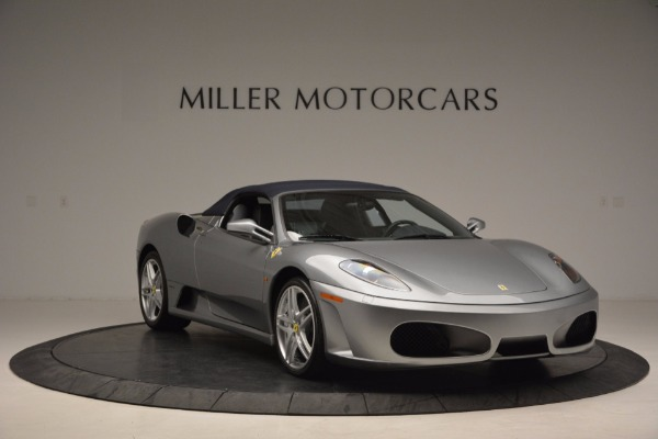 Used 2007 Ferrari F430 Spider for sale Sold at Bugatti of Greenwich in Greenwich CT 06830 23