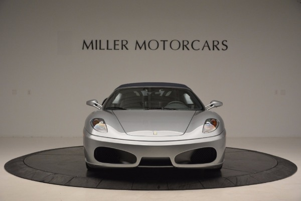 Used 2007 Ferrari F430 Spider for sale Sold at Bugatti of Greenwich in Greenwich CT 06830 24