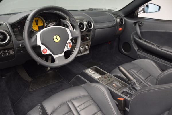 Used 2007 Ferrari F430 Spider for sale Sold at Bugatti of Greenwich in Greenwich CT 06830 25