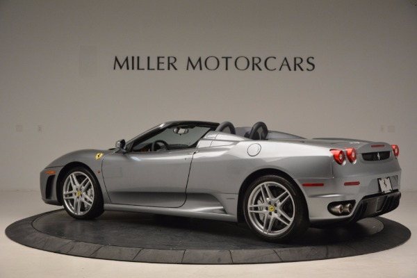 Used 2007 Ferrari F430 Spider for sale Sold at Bugatti of Greenwich in Greenwich CT 06830 4