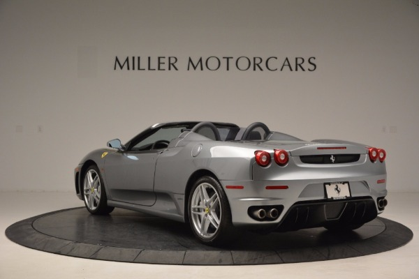 Used 2007 Ferrari F430 Spider for sale Sold at Bugatti of Greenwich in Greenwich CT 06830 5