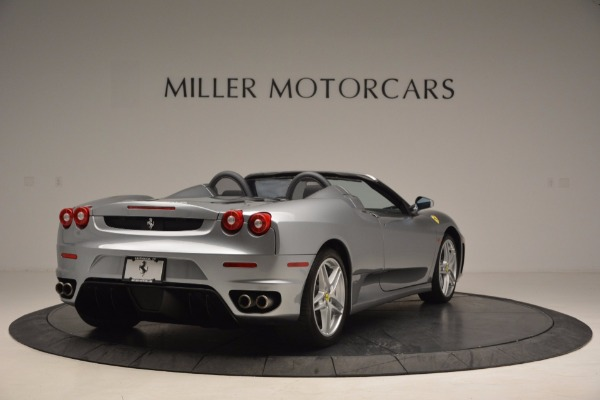 Used 2007 Ferrari F430 Spider for sale Sold at Bugatti of Greenwich in Greenwich CT 06830 7