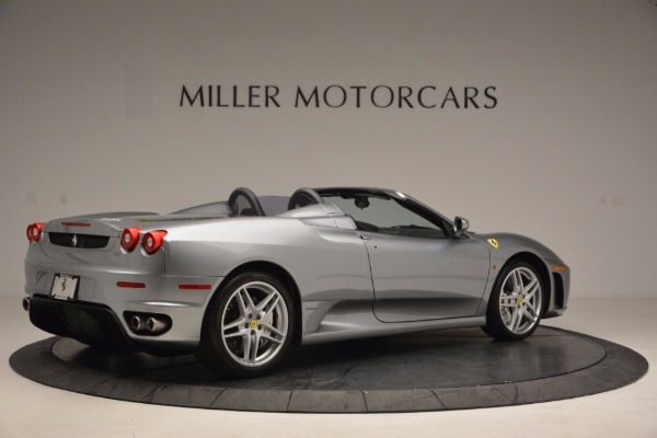 Used 2007 Ferrari F430 Spider for sale Sold at Bugatti of Greenwich in Greenwich CT 06830 8
