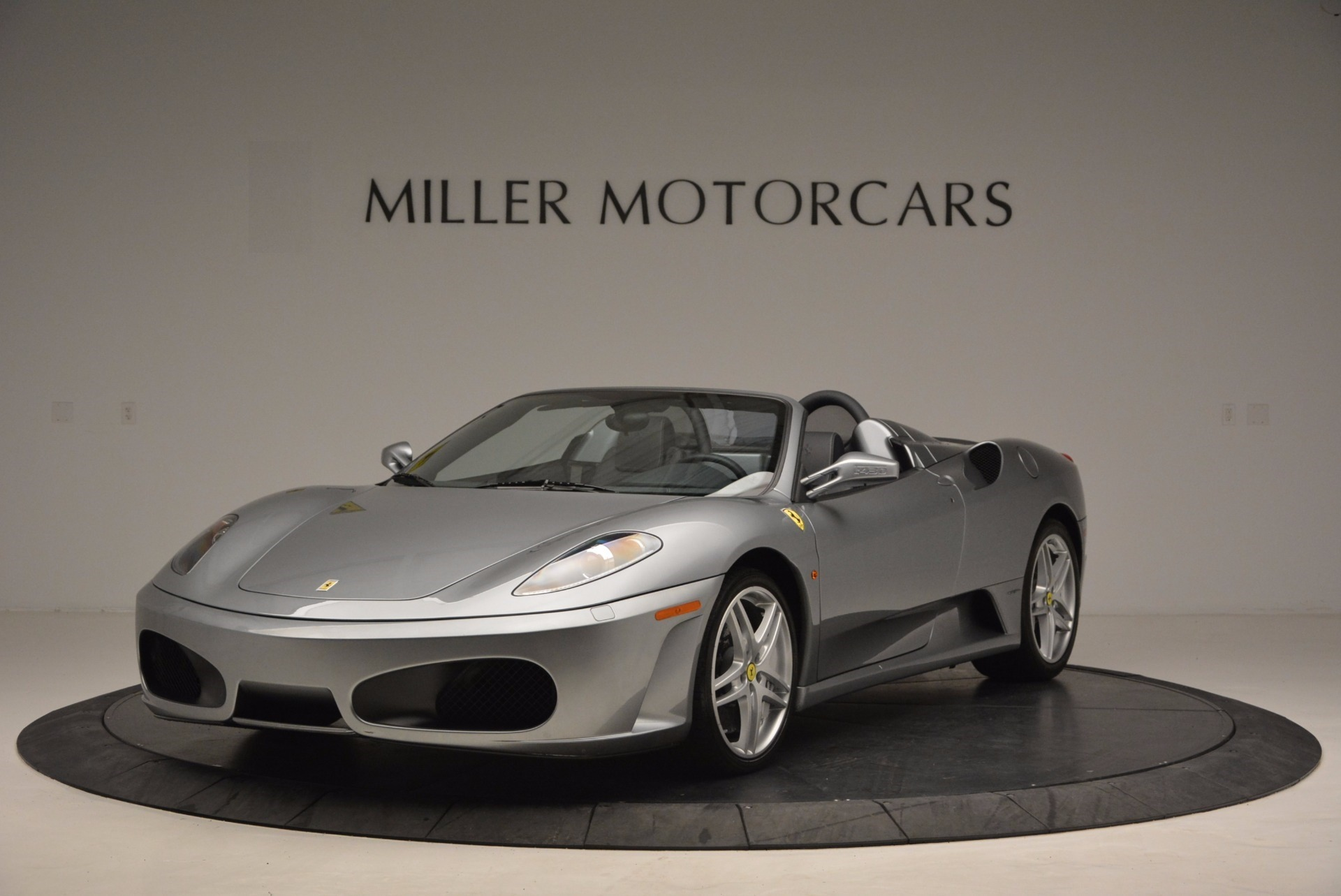 Used 2007 Ferrari F430 Spider for sale Sold at Bugatti of Greenwich in Greenwich CT 06830 1