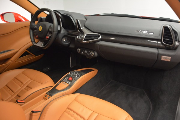 Used 2011 Ferrari 458 Italia for sale Sold at Bugatti of Greenwich in Greenwich CT 06830 17