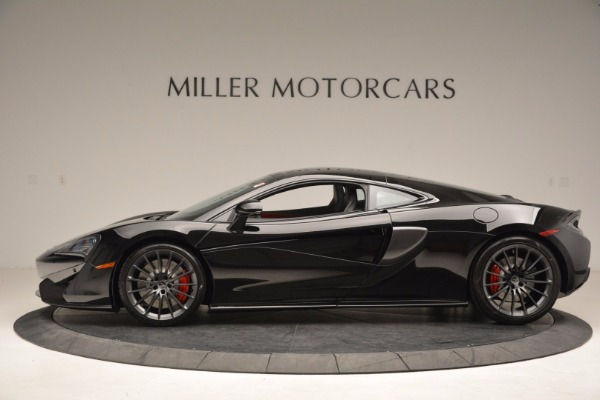 Used 2017 McLaren 570GT for sale Sold at Bugatti of Greenwich in Greenwich CT 06830 3