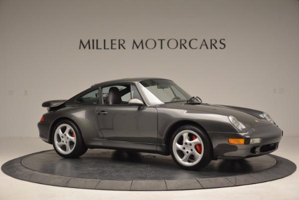 Used 1996 Porsche 911 Turbo for sale Sold at Bugatti of Greenwich in Greenwich CT 06830 10