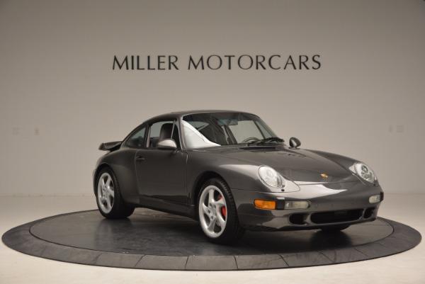 Used 1996 Porsche 911 Turbo for sale Sold at Bugatti of Greenwich in Greenwich CT 06830 11