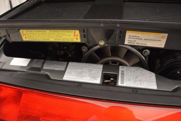 Used 1996 Porsche 911 Turbo for sale Sold at Bugatti of Greenwich in Greenwich CT 06830 14