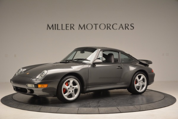 Used 1996 Porsche 911 Turbo for sale Sold at Bugatti of Greenwich in Greenwich CT 06830 2
