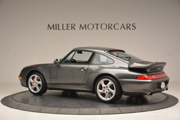 Used 1996 Porsche 911 Turbo for sale Sold at Bugatti of Greenwich in Greenwich CT 06830 4