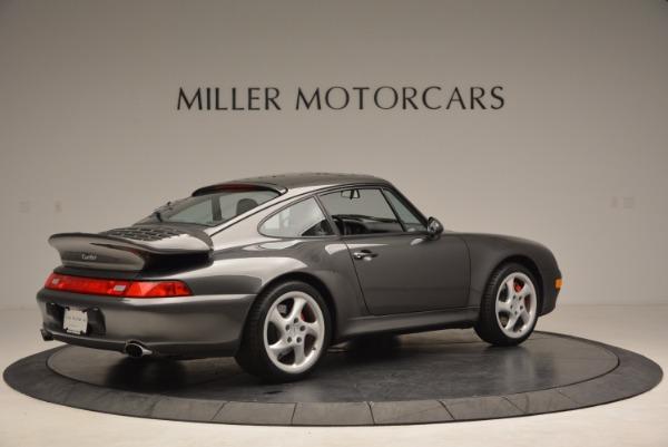 Used 1996 Porsche 911 Turbo for sale Sold at Bugatti of Greenwich in Greenwich CT 06830 8