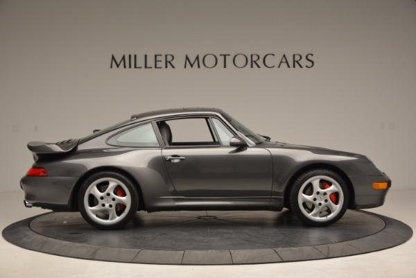Used 1996 Porsche 911 Turbo for sale Sold at Bugatti of Greenwich in Greenwich CT 06830 9