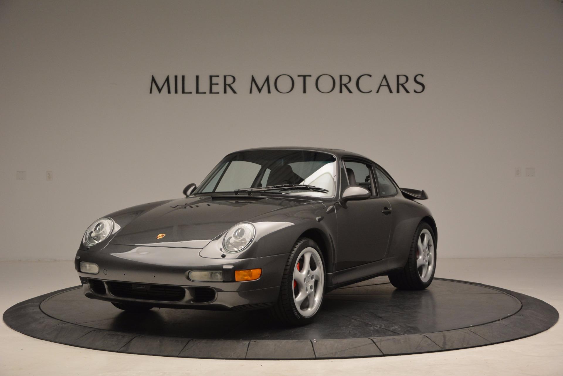 Used 1996 Porsche 911 Turbo for sale Sold at Bugatti of Greenwich in Greenwich CT 06830 1